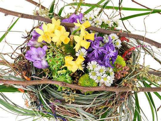 Flowers Nest
