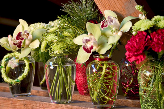 Flowers for Holiday Entertaining