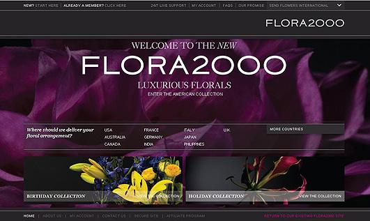 Luxury Flora2000