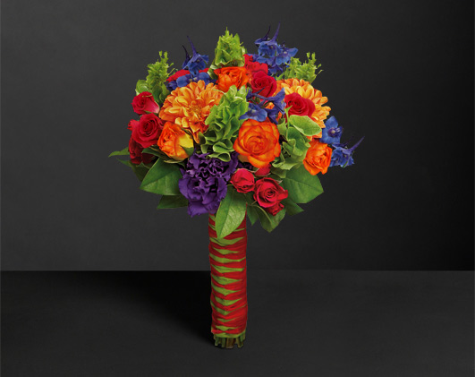 Christmas special flowers for Capricorn