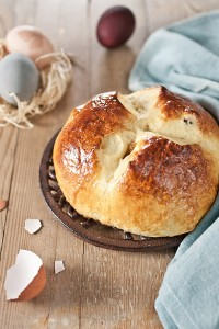 Czech Easter Bread
