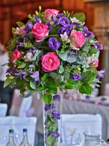 HotPink-purple-tall-tablecentre-RhinefieldHouse
