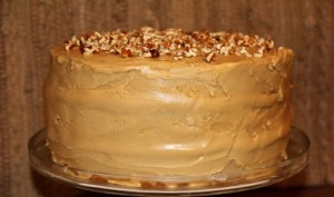 Old Fashioned Caramel Frosting