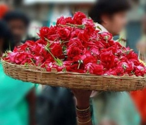 A Glimpse Of The Stunning Flower Markets In The World