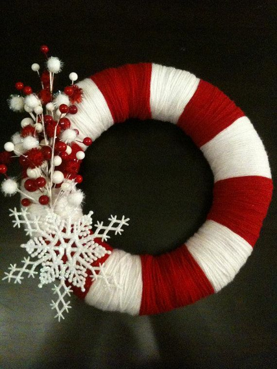 5 contemporary christmas wreath ideas all about flowers Christmas wreath making