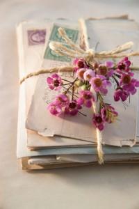 post flowers