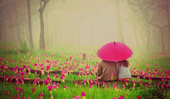 How Flowers Help Long Distance Loving