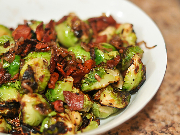 Brussels-Sprouts-with-Bacon