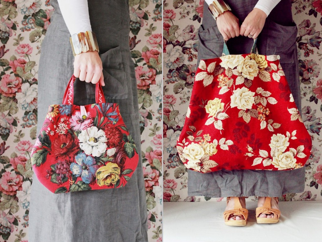 Floral-Bags