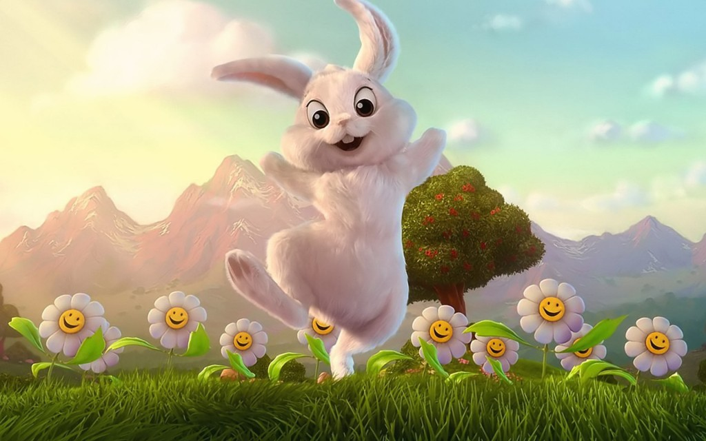 The-First-Story-About-Easter-Bunny-Was-Published-In-1680