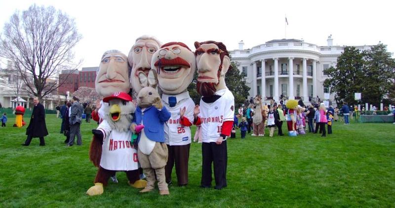 The-White-House-Easter-Egg-Roll