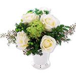 Silver Mint Julep Anniversary Bouquet
