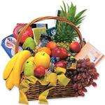 Classic Fruit & Gourmet Basket