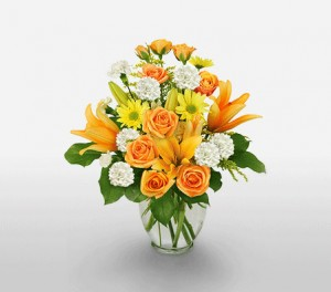 Seasonal Mixed Flowers
