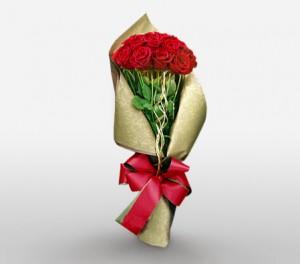 Jiuzhaigou Valentines Red Roses