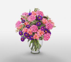 Assorted Flowers Arrangment