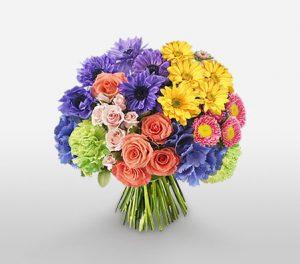 Mixed Flower Bouquet