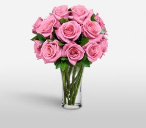 Women's Day Pink Roses