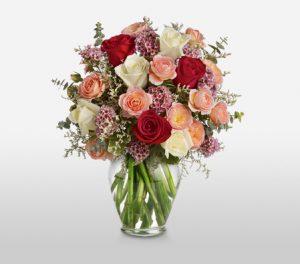 Classic Romance Complimentary Vase