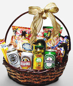 Bavarian Beer Hamper-Wine,Gourmet,Basket,Hamper