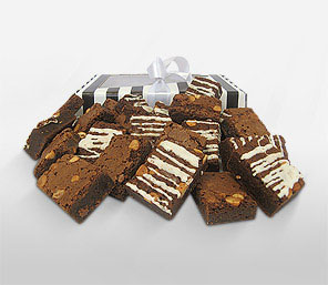 Chocolate Brownies-Chocolate,Gourmet,Hamper