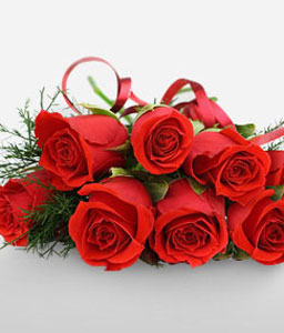Magic Red-Red,Rose,Bouquet