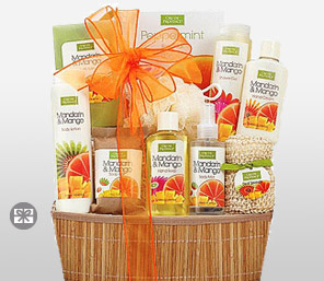Spoil Me Silly-Spa,Hamper