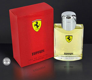 Ferrari Red Man - 125 ML <font color=red>For  Him</font>