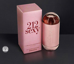 CH 212 SEXY - 100 ML  <font color=red>For Her</font