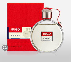 Hugo Boss Woman - 125 ML <font color=red>For Her</font>