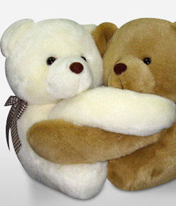Sweetheart Bear-Teddy,Soft Toys