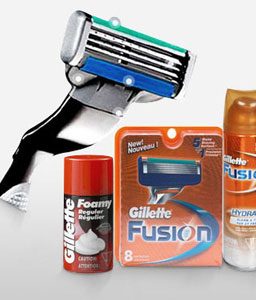 Gillette Gift Pack-Hamper,Gifts