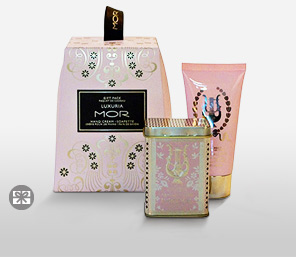 Mor Luxuria Pantonette-Spa,Gifts
