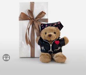 Valentine's Day Plush Teddy Bear Teddy Love