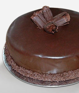 Chocolate Mud Cake 0.6 KG-Cakes,Gifts