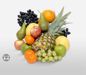 Simply Fruit-Fruit,Basket