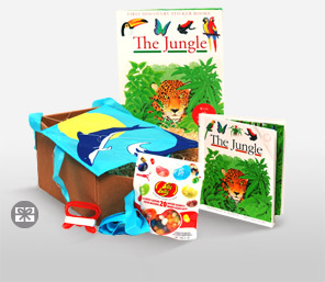 Jungle Fun Hamper For Children-Hamper