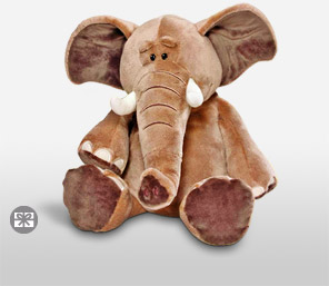 Elephant from Nici-Soft Toys
