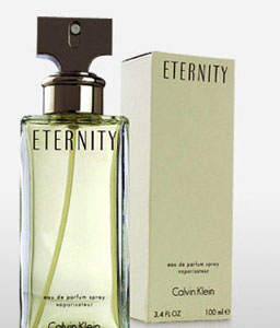 Calvin Klein Eternity -3.4 Oz