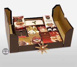 Sweet Joys Of Christmas-Chocolate,Hamper