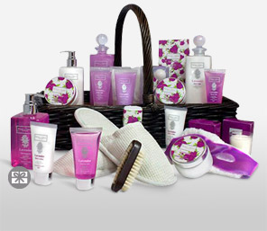 Pamper Hamper Trug-Spa,Hamper