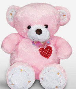 Pink Bear-Pink,Teddy Bear,Soft Toys,Gifts