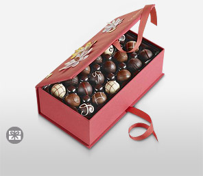 Sweet Temptations-Chocolate,Hamper