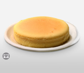 Baked Cheese Cake 15 Cm