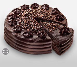 Ultimate Chocolate Cake 8 Inches-Chocolate,Cakes,Sweets,Gifts