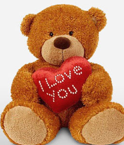 TEDDY LOVE-Teddy Bear,Soft Toys,Gifts