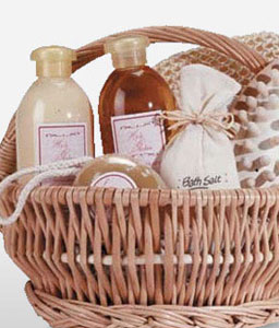 Spa Relax-Spa,Basket,Hamper,Gifts
