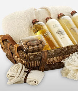 Pampering Gift Basket-Spa,Hamper,Gifts
