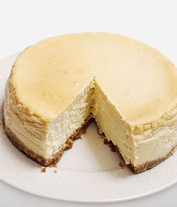 1.5lbs. New York Cheese Cake-Cakes