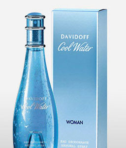 Cool Water - 3.0 Oz-Perfume